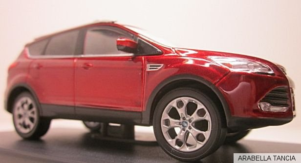 ford kuga titanium das aktuelle modell 2013 greenlight. Black Bedroom Furniture Sets. Home Design Ideas