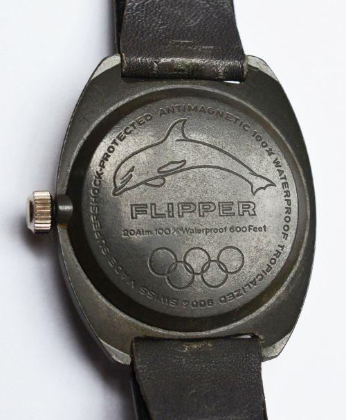 eloga flipper automatic 21 jewels armbanduhr herrenuhr 1960er 1970er swiss made ebay. Black Bedroom Furniture Sets. Home Design Ideas