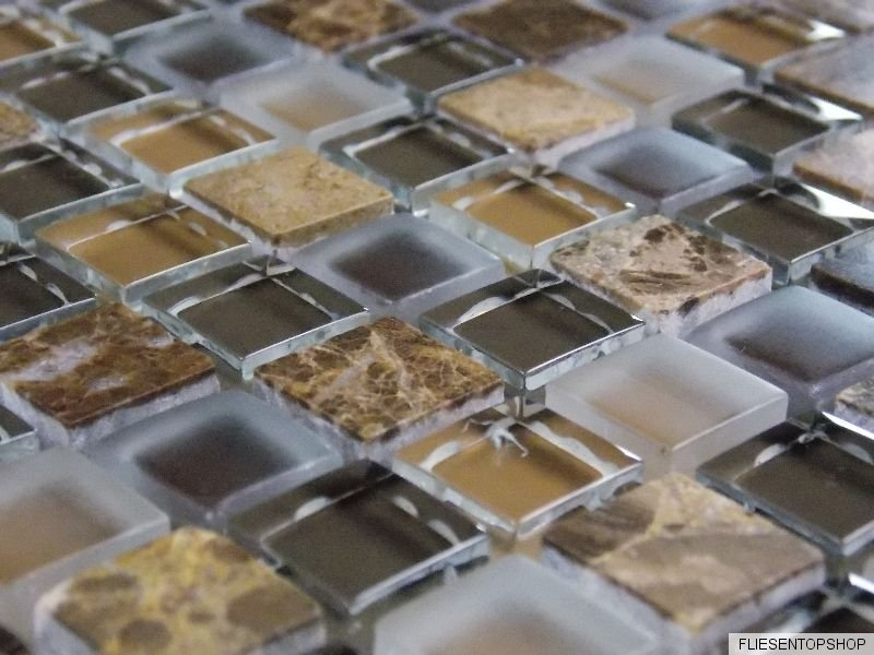Komplettdusche Hornbach : Dusche Naturstein Mosaik : Naturstein Marmor Fliesen braun beige