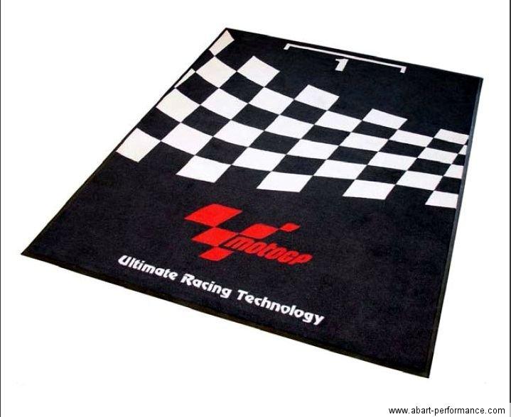 Garagenmatte Moto GP MotoGP Garagenteppich Teppich