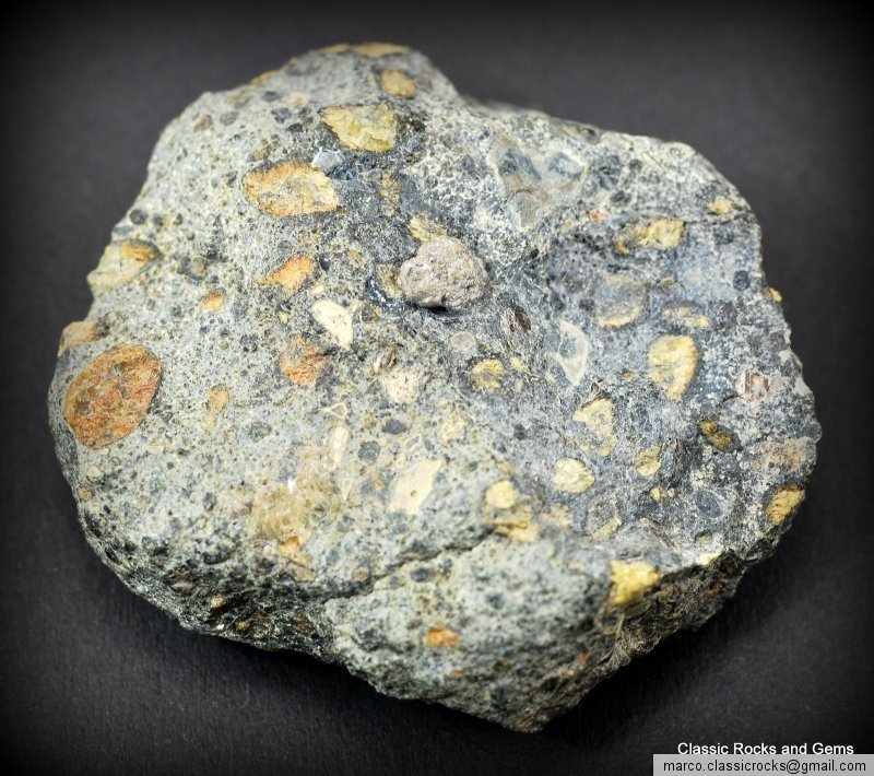 Rough Diamond on Kimberlite Matrix Kimberley Mine S.A. Raw ...