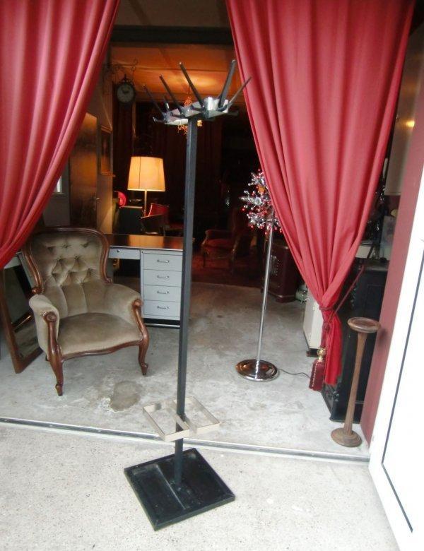 Garderobe 70er jahre metall ebay for Garderobe 70er