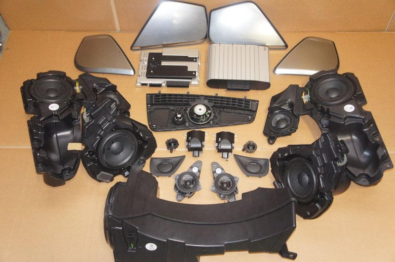 audi a6 4g s6 rs6 avant bang olufsen soundsystem b o. Black Bedroom Furniture Sets. Home Design Ideas