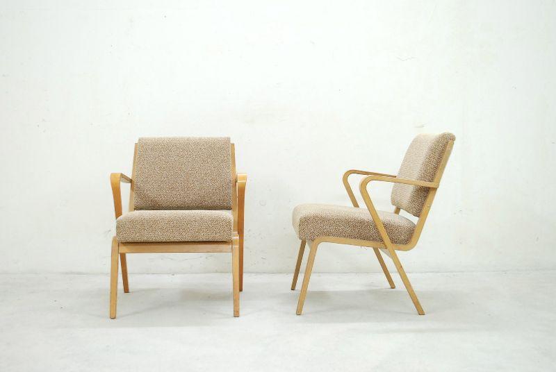 Bauhaus selman selmanagic 60er hellerau easy chair sessel for Sessel 40er design