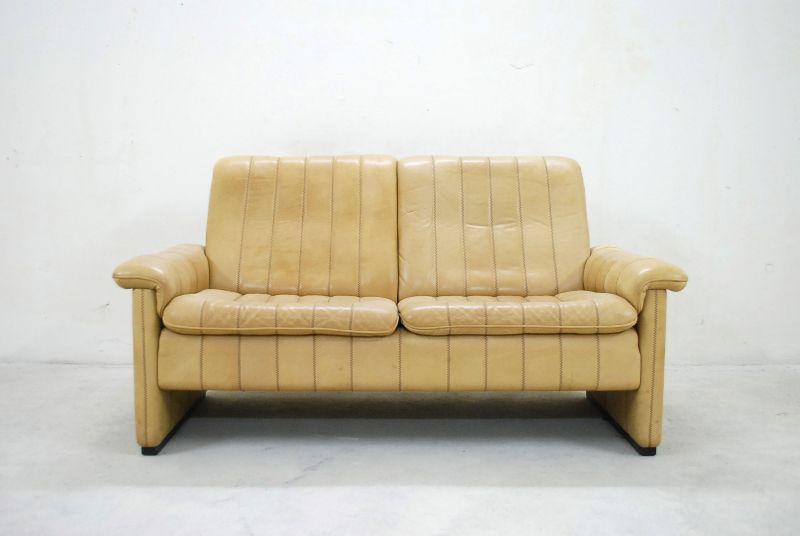 de sede ds dickleder vintage sofa ledersofa m nchen. Black Bedroom Furniture Sets. Home Design Ideas