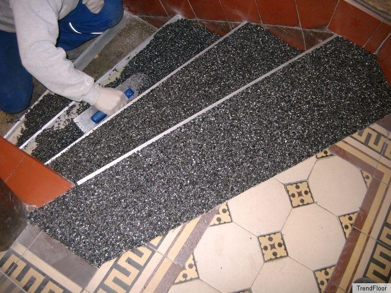 bauhaus steinteppich steinteppich 2qm innen aussen. Black Bedroom Furniture Sets. Home Design Ideas