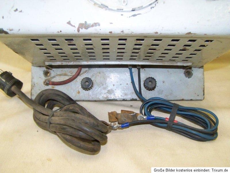 complet voiture ancienne chargeur de batterie 12v chargeur lectrique dresden ebay. Black Bedroom Furniture Sets. Home Design Ideas