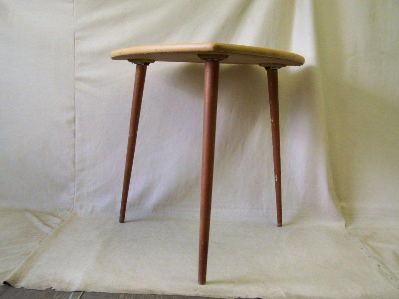 Ddr tabella t tavolo culto retr design anni 39 60 vintage for Tavolino anni 60 design