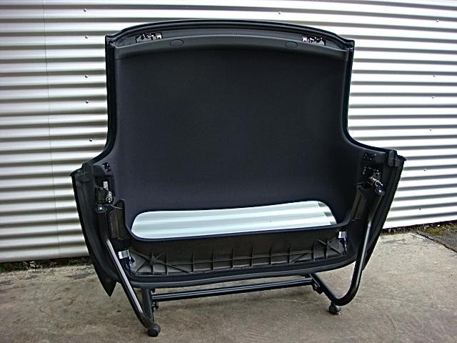 neuwertige original bmw z8 e52 hardtop farbe schwarz ii. Black Bedroom Furniture Sets. Home Design Ideas