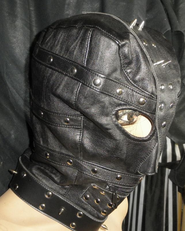 swiger party sm ledermaske