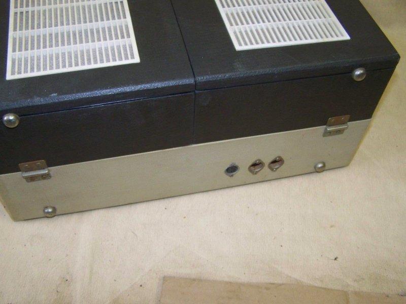 Ancien bel canto pcs 1001 tourne disque avec haut parleur - Tourne disque avec haut parleur integre ...