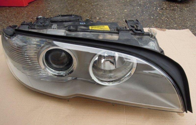 bmw e46 coupe cabrio facelift scheinwerfer xenon 6920636. Black Bedroom Furniture Sets. Home Design Ideas