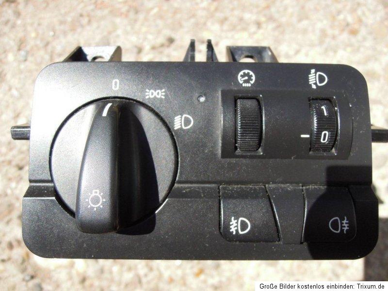bmw e46 318i lichtschalter nsw nsl lwr schalter licht ohne. Black Bedroom Furniture Sets. Home Design Ideas