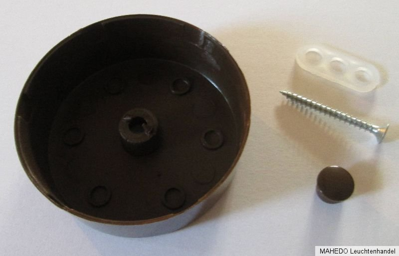 baldachin decke lampe leuchte abdeckung kappe kabel. Black Bedroom Furniture Sets. Home Design Ideas