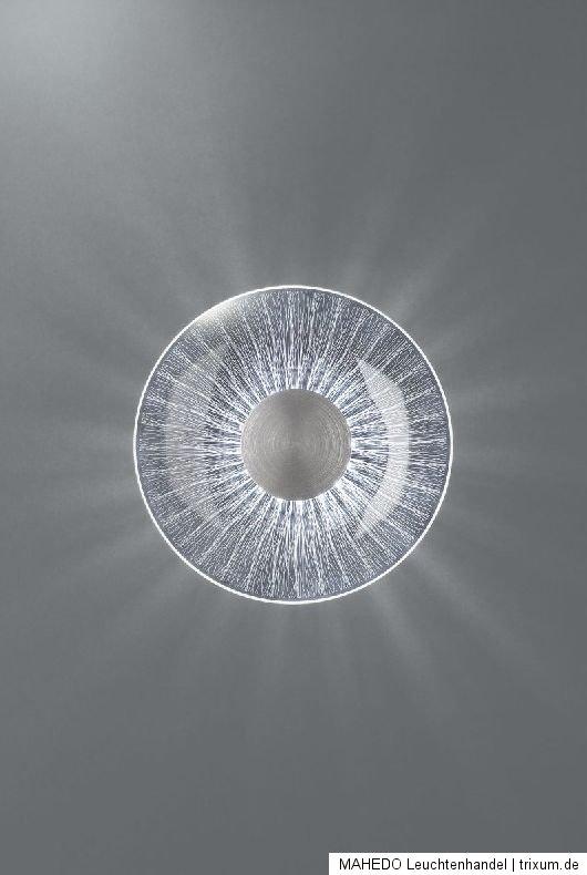 led designer wandleuchte wandlampe bowl indirekt licht. Black Bedroom Furniture Sets. Home Design Ideas