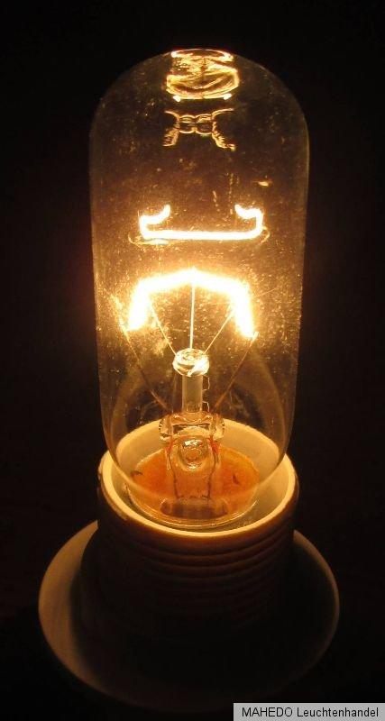 leuci k hlschranklampe mini gl hlampe dunstabzugshaube kolbenlampe e14 40w 230v ebay. Black Bedroom Furniture Sets. Home Design Ideas