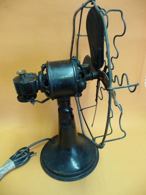 gro er siemens schuckert ventilator oct 2 s um 1925 ebay. Black Bedroom Furniture Sets. Home Design Ideas