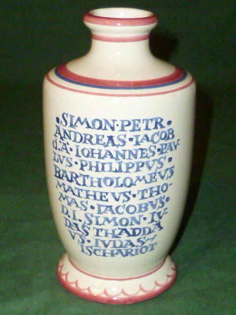Gartenweg Keramik : Alte Apotheker Vase Ulmer Keramik Apothekergefäß Apothekerflasche ...