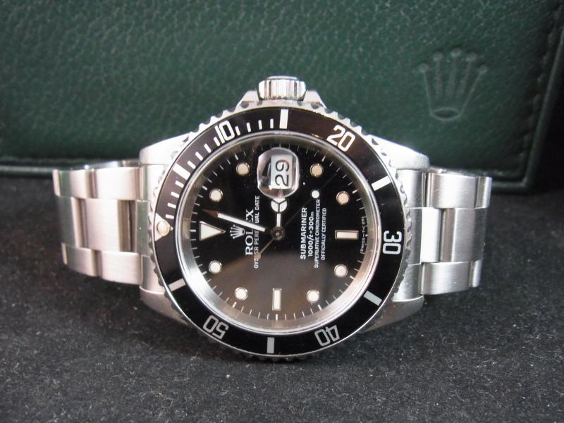 rolex submariner stahl rolex box rechnung ebay. Black Bedroom Furniture Sets. Home Design Ideas