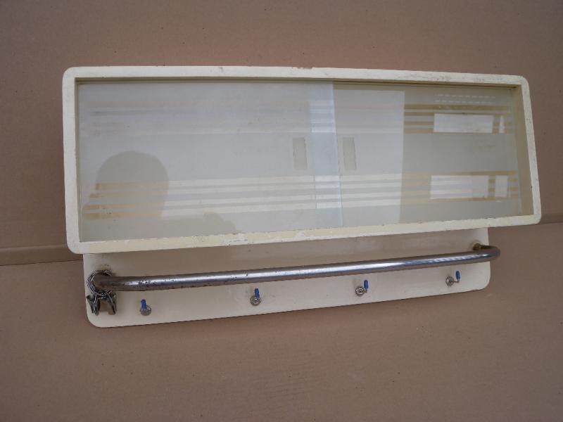 Art Deco Vintage Hängeschrank Küchenregal Wand