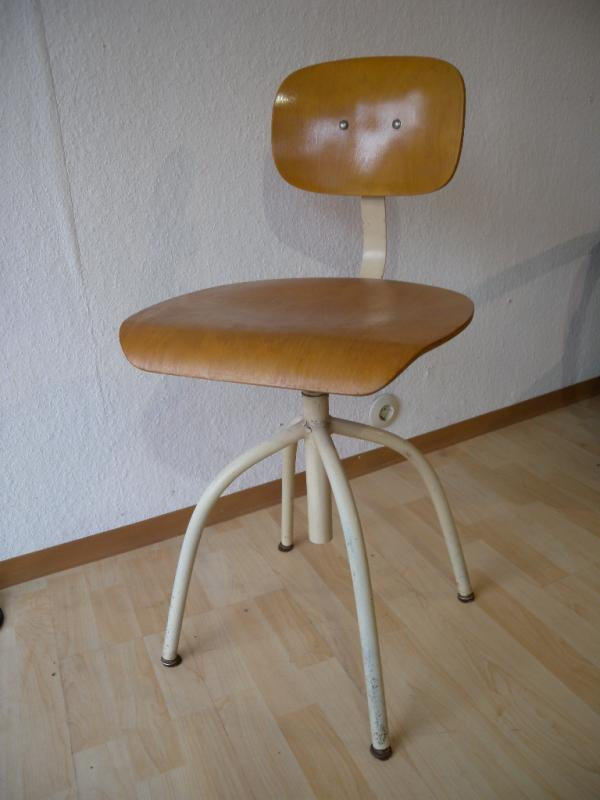 20er jahre bauhaus anatomic arzt stuhl drehstuhl for Stuhl industrial design