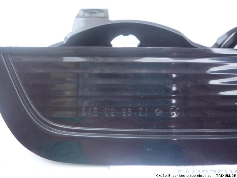 jeep grand cherokee licht beleuchtung heck mopar 55055162 heckdeckel kofferraum ebay. Black Bedroom Furniture Sets. Home Design Ideas