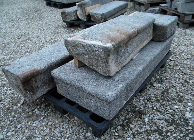 1890 granit steintrog pflanztrog granittrog kl brunnen blumentrog ebay. Black Bedroom Furniture Sets. Home Design Ideas