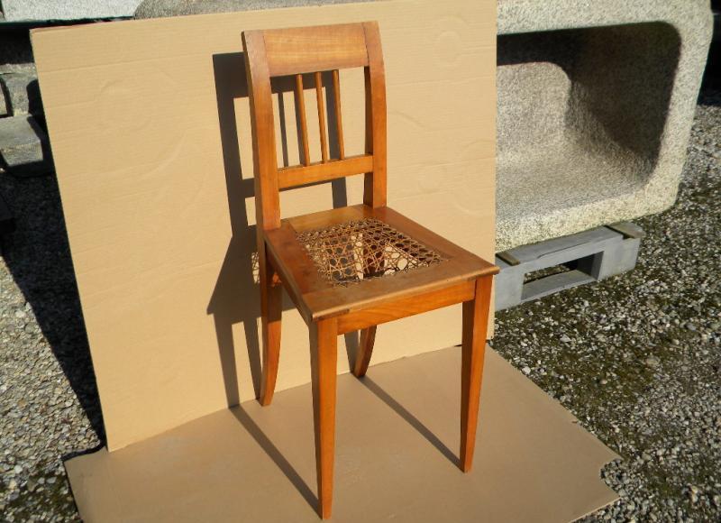 unrest biedermeier stuhl kirschstuhl 1840 viele m bel im shop lager kirschbaum ebay. Black Bedroom Furniture Sets. Home Design Ideas