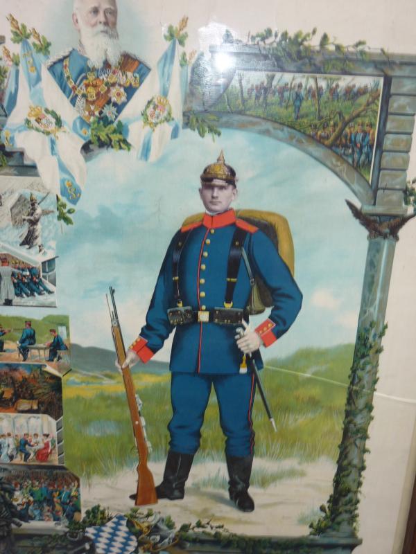 k niglich bayerisches 12 infanterie regiment prinz arnulf. Black Bedroom Furniture Sets. Home Design Ideas