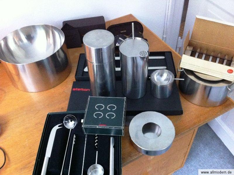 allmodern cocktail mixer spoon stelton cylinda line a. Black Bedroom Furniture Sets. Home Design Ideas
