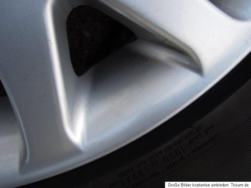 BMW X5 E70 Dezent Alufelgen Felgen Reifen Winterreifen 255/55 R18