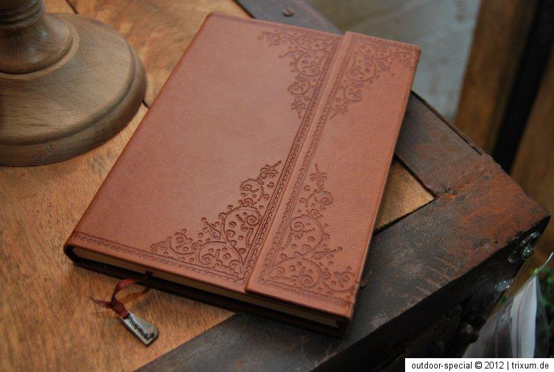 ProsperArt Notizbuch Kladde Magnetverschluss 144 Seiten 17,3 x 12,7 cm Tagebuch