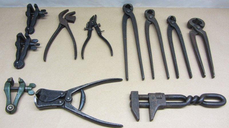 Sonstige Branchen & Produkte Werkzeug Antik Werkzeug Stahl Vanadium Engländer Franzose Knipex Zange Schraubstock Verbraucher Zuerst