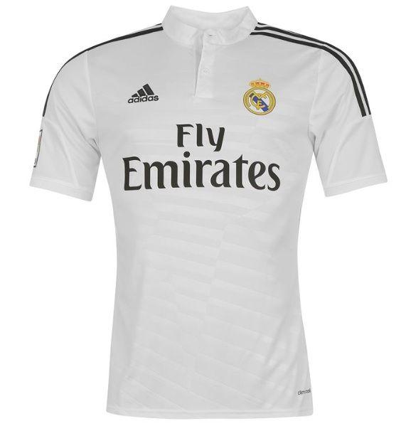 Adidas Home Camiseta Local Real Madrid 2014 2015 Talla 79e11373fee09