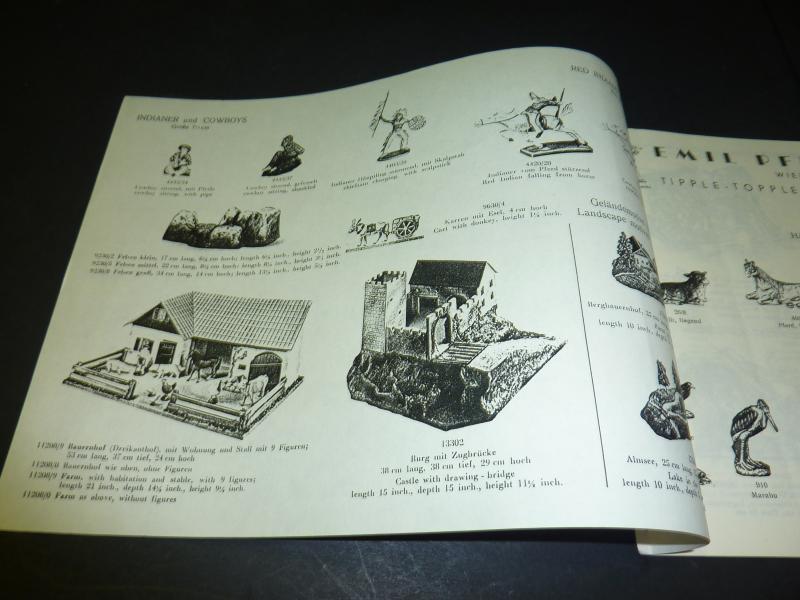 tipple topple katalog 1956 emil pfeiffer wien bauernhof. Black Bedroom Furniture Sets. Home Design Ideas