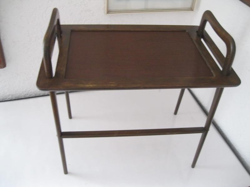 Kleiner tablett tisch 50er 60er jahre danish design teak for Tisch design danemark