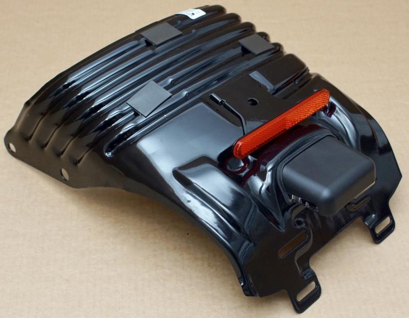 Harley original Breakout Softail Kennzeichenhalter License Plate ...