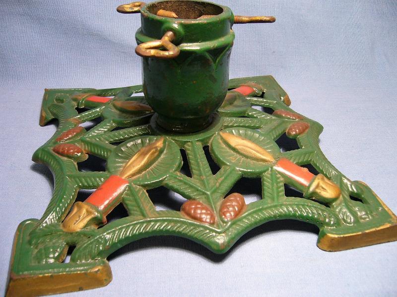Weihnachtsbaum st nder christbaumst nder um 1940 brill 3 - Weihnachtsbaum antik ...