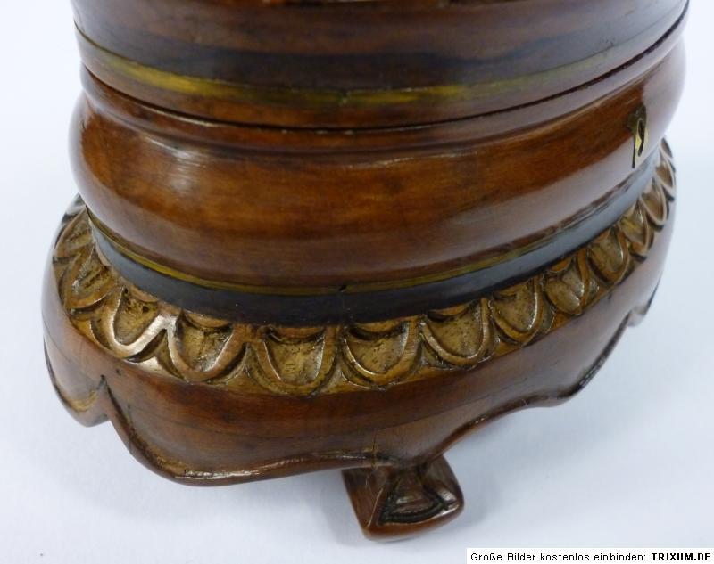 coffret incrust bois palissandre um 1900 ebay. Black Bedroom Furniture Sets. Home Design Ideas